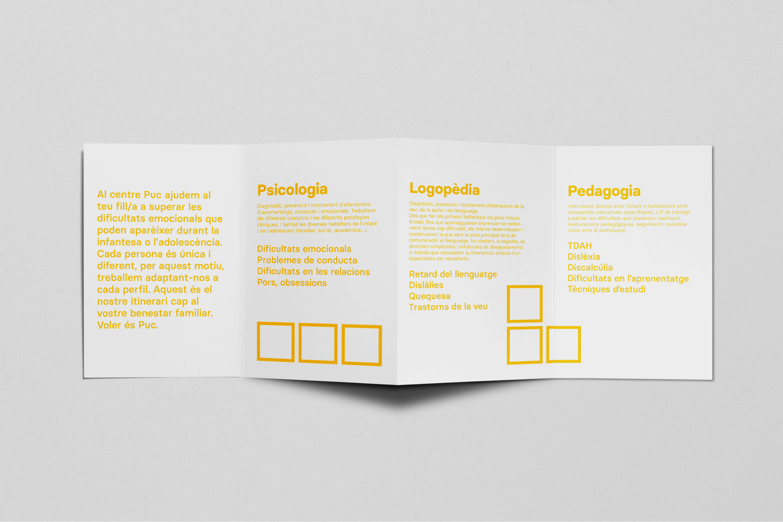 PUC disseny gràfic Pàkaru estudi creatiu Tarragona